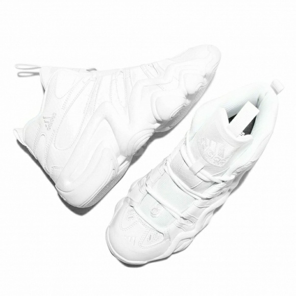 38c6f9220467 adidas Other - Adidas Crazy 8 Triple White